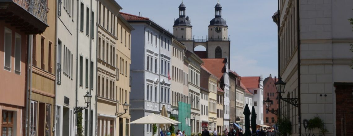 Shopping in Wittenberg